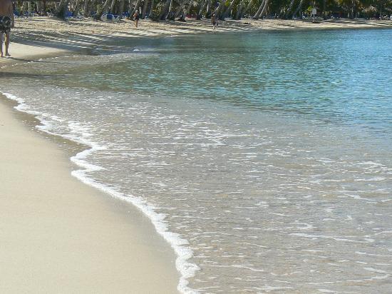 Grand Bahia Principe La Romana: La plage