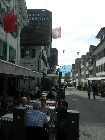 Hotel Zum Hirschen : Zum Hirschen