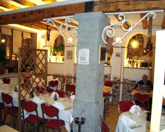 La Colombiere: Restaurant