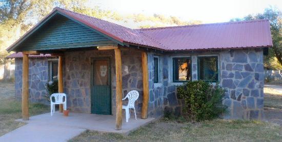 """Los Olmos Lodge: Cabin 8 """"Hill Cabin"""" - Los Olmos Guest Ranch"""