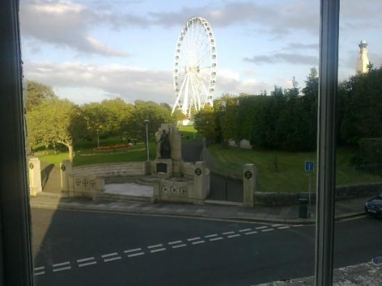 Invicta Hotel: The Plymouth wheel