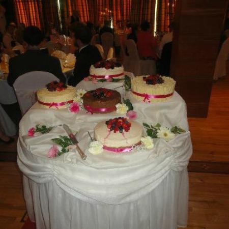 wedding cakes co donegal wedding cake picture of the blueberry tea room donegal 24088