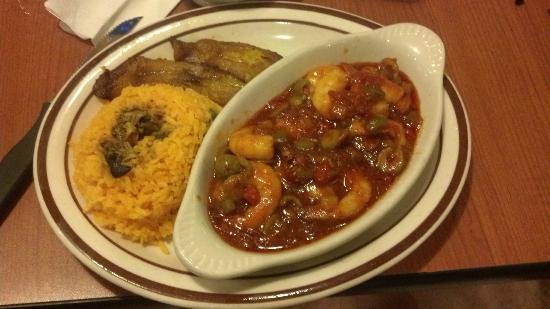 Rincon Cubano: Dinner