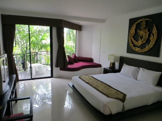 Nai Yang Beach Resort and Spa: chambre thai deluxe