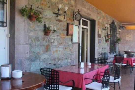 Casa Zoilo: Terraza