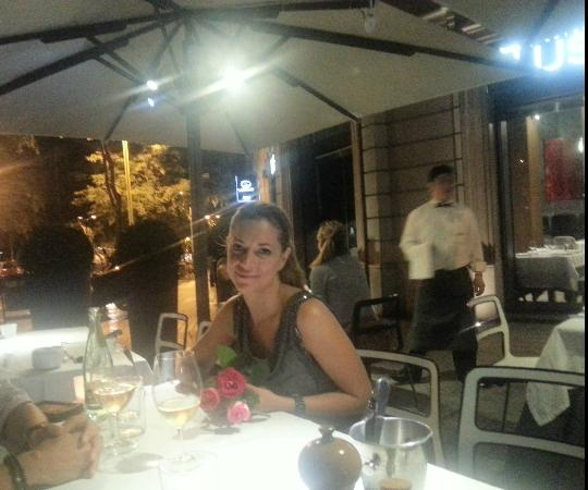 Tuset Restaurant: Noche en el Restaurante TuseT