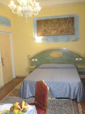 Antica Residenza d'Azeglio: Blue Room