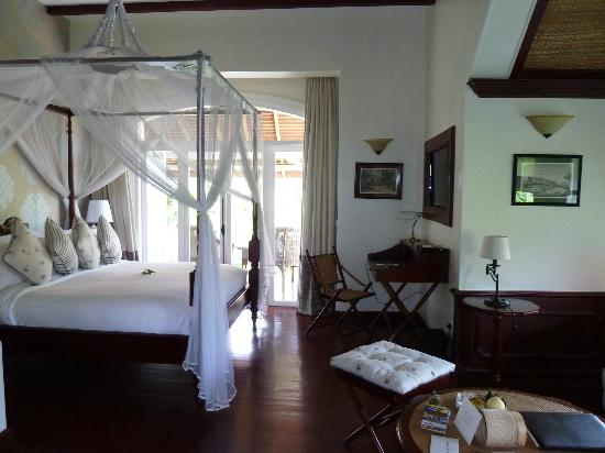 The Luang Say Residence: Our room