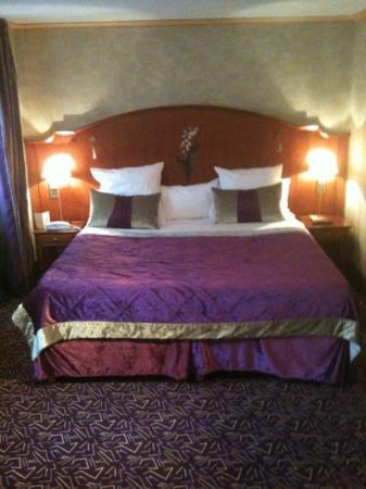Hotel Muguet: le charme d'un beau lit