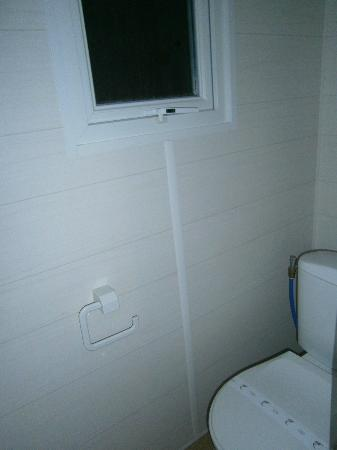 Camping Club Taxo les Pins: WC