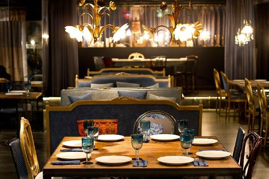Ura Barcelona: Restaurante