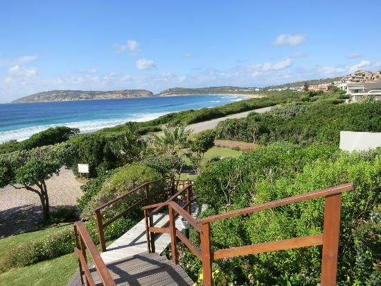 The Robberg Beach Lodge: Amazing views