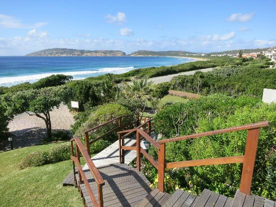 The Robberg Beach Lodge : Amazing views