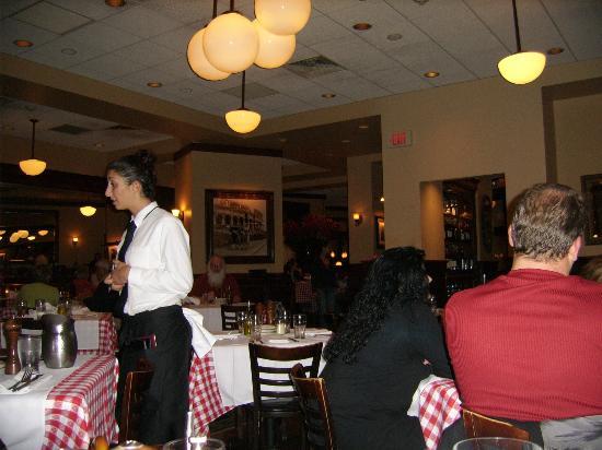 Permalink to Maggianos Restaurant