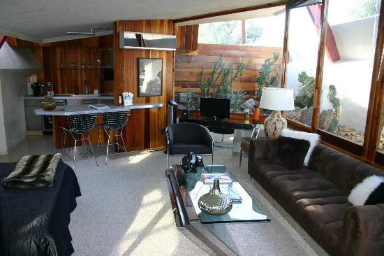 Hotel Lautner: Interior of Room 1