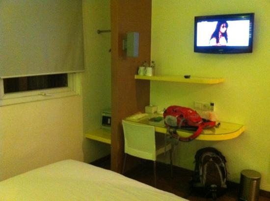 Amaris Hotel Cihampelas: standard room double