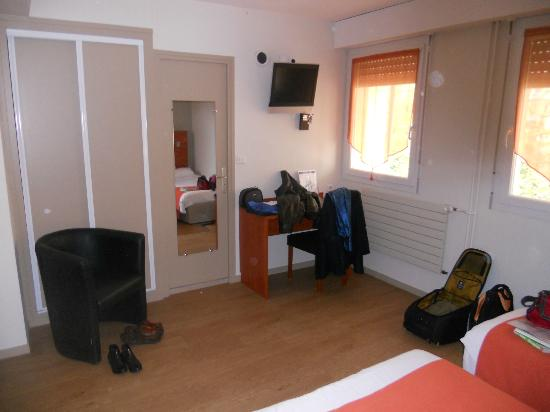 Hotel Montigny : chambre