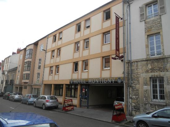 Hotel Montigny : hotel