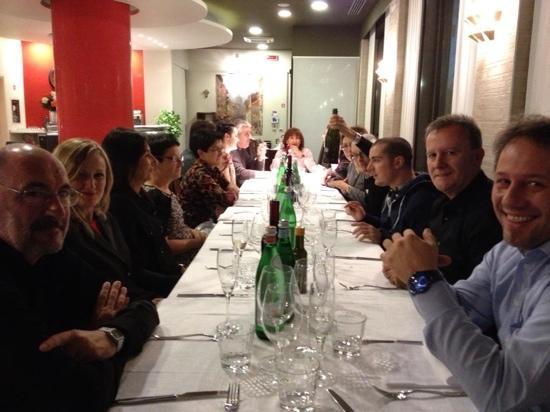 Ristorante Milano 37: ottima cena tra amici