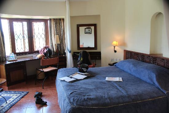 Lake Duluti Serena Hotel: Room