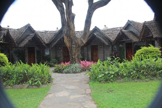 Lake Duluti Serena Hotel: Rooms