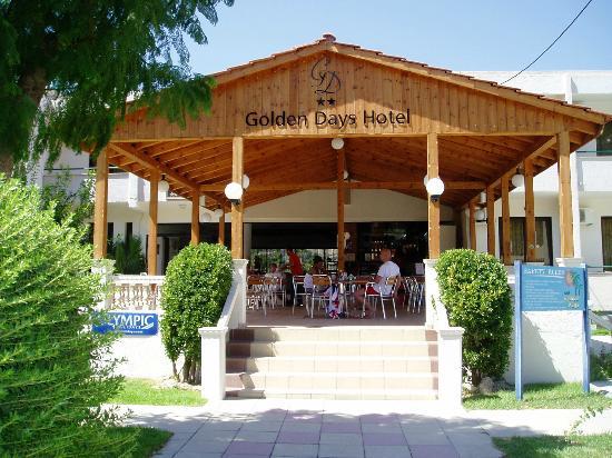 Golden Days Hotel: golden days