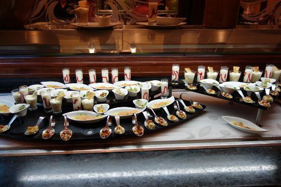 Hotel Riu Palace Aruba: buffet