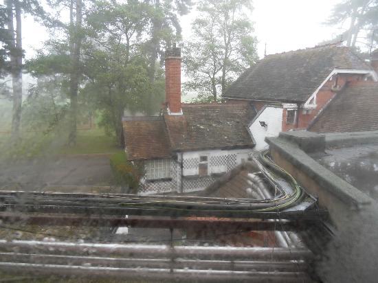 Hallmark Hotel Stourport Manor: A nice view?