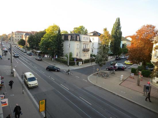 DORMERO Hotel Dresden City: Ausblick