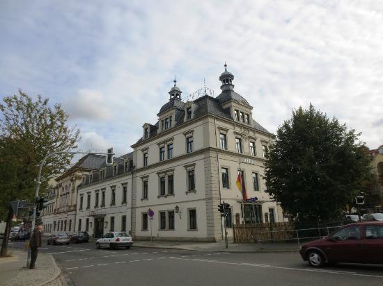 Dormero Hotel Konigshof Dresden : Das Hotel