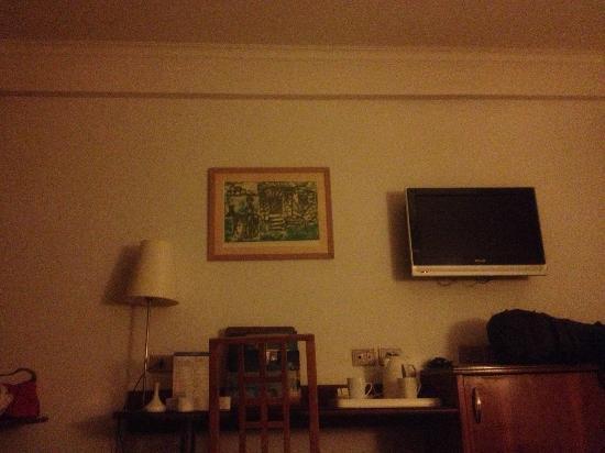 โรงแรมโนโวเทล ไคโร แอร์พอร์ต: Room