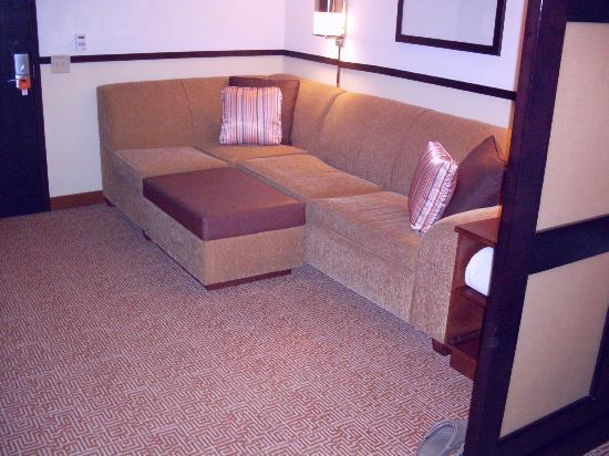 Hyatt Place Lake Mary/Orlando-North: Sweet suite