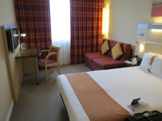 Holiday Inn Express Berlin City Centre-West: Nice room