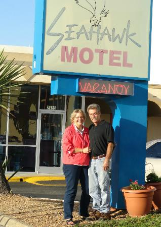 The Seahawk: Seahawk Motel Tradition