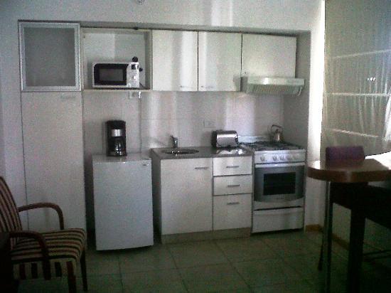 Livin' Residence Rosario : Habitacion