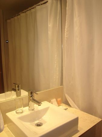 Real Colonia Hotel & Suites: El baño