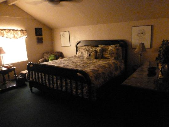 Buffalo Pointe Lodge: Marilyn's Room