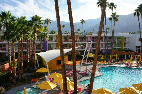 The Saguaro Palm Springs, a Joie de Vivre Hotel: The pool