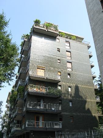 La Stanza Di Mita: room at the top
