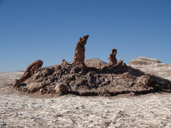 Deserto do Atacama: As Tres Marias