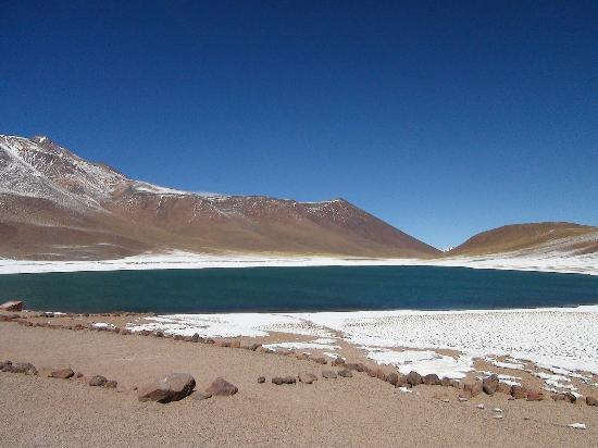 Atacama-Wüste: Lagunas Altiplanicas