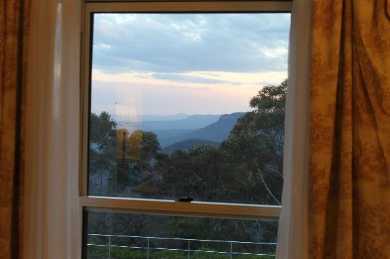 Lilianfels Blue Mountains Resort & Spa: Views from room