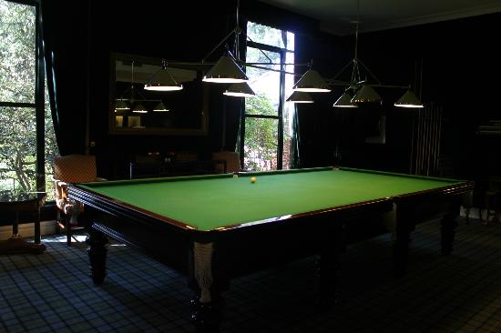 Lilianfels Blue Mountains Resort & Spa: Pool room