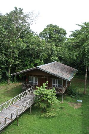 Borneo Nature Lodge: Room Lodges have two rooms
