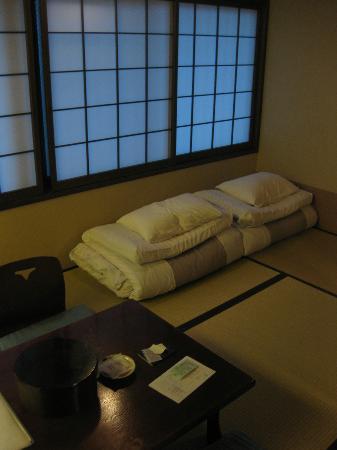Matsubaya Inn: Tatami room
