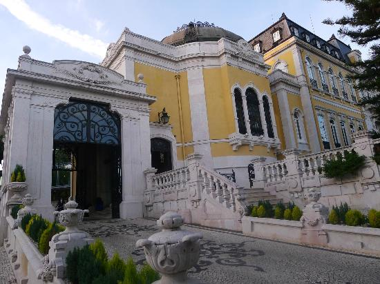 Pestana Palace Lisboa: Fachada do Pestana