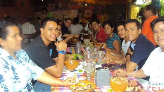 El Rincon tipico del Sopon: Almorzando delicioso en Santa Ana, Rest. Rincon tipico de El Sopon