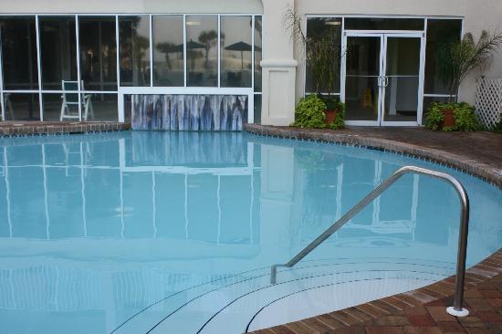 Hilton Garden Inn Orange Beach: indoor/outdoor pool