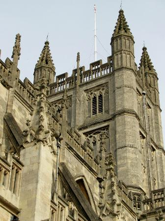 The English Bus -Tur Harian: Bath Abbey