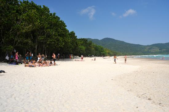 Pousada Riacho dos Cambucas: Lopes Mendes Beach with unspoilt nature